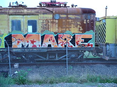 better photo (Old School Flavour) Tags: graffiti mare sydney tm graff osf sydneygraffiti mare1 mare007 maretm