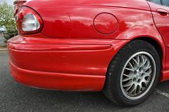 JAGUAR X-Type - Lavage Autonet - Avant (ichael C.) Tags: car sport automobile x voiture carwash wash type jaguar lavage xtype autonet my