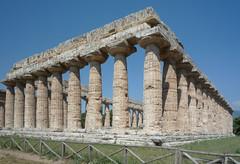 "Hera I (""The Basilica"") view"