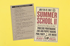 Ace Hotel & Swim Club (Print Pinball) Tags: graphicdesign creative portlandoregon printmedia acehotel sustainable recycledpaper chipboard offsetprinting soyink greendesign creativedesign pinballpublishing greenprinting ecofriendlyprinting fullcolorprinting offsetprintshop printpinball printingmadefun printitem sustainableprinting