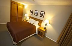 a Master Bedroom Queen Bed