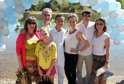 Bogdan Semchenko's Family