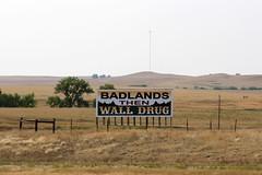 Wall Drug Billboard (the_mel) Tags: wall southdakota highway billboard advertisement drug badlands 90 i90 walldrug