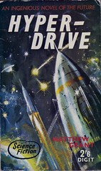 Hyperdrive by Matthew Grant (ortokur01) Tags: art paperback scifi rocket sciencefiction pulp cosmic 1962