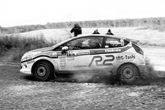 Ford Fiesta R2 - Trackrod Rally Yorkshire 2012 (Chris McLoughlin) Tags: 35mm action rally motorsport chrismcloughlin fordfiestar2 sonya580 sal35f18 steverøkland tracktod kimhjalmarsen