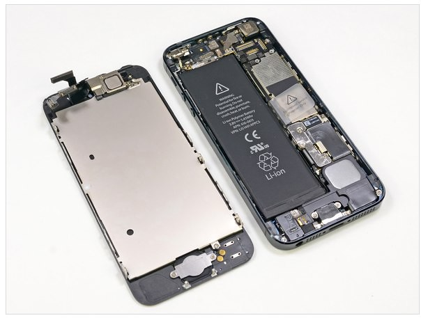 iPhone 5 Teardown - iFixit