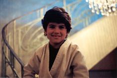 happy childhood 3 (Marc Eliany) Tags: communitycentre casablanca alliance jewishboy