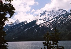 Wyoming   -   Grand Teton National Park  -   June 1975 (Ladycliff) Tags: wyoming grandteton
