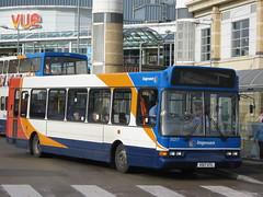 Stagecoach Lincolnshire 33217, V517 XTL (DoncasterDarts) Tags: dennis dart eastlancs spryte stagecoachlincolnshire v517xtl