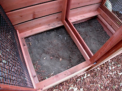 "2-Bin Composter Install • <a style=""font-size:0.8em;"" href=""https://www.flickr.com/photos/87478652@N08/8057927070/"" target=""_blank"">View on Flickr</a>"