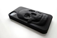 3D printed case (Hugo Arcier) Tags: case degeneration dgnrescence boitier 3dprinted iphone4 iphone5 impression3d