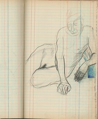 img887 Sketch Hilly # a. nys (dionyssos1) Tags: art pencil sketch drawing antwerp