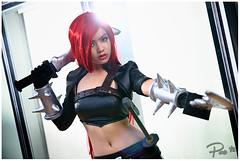 Cosplay Mania '12 024 (paololzki) Tags: costumes anime photography cosplay otaku katarina leagueoflegends cosplayphotography paololzki malditinni shindlex