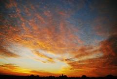Psalm 96 (ingephotography) Tags: sky cloud sun beautiful clouds sunrise nice mooie wolken mooi rise lucht zon zonsopgang wolk zonsopkomst