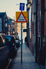York Floods 2012 (MMortAH) Tags: york uk england river 50mm nikon flooding flood yorkshire 14 north september nikkor foss ouse floods afs 2012 d90
