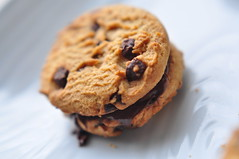 cookie#4 (MollyJohansen) Tags: cookies cake cookie chocolate nutella chocolatechip chocolatechipcookie