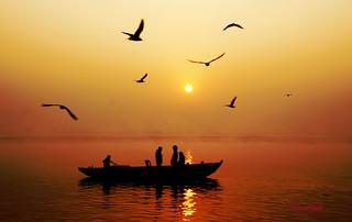 river Ganga,India_2