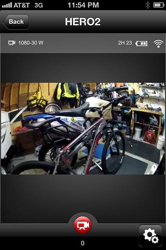 GoPro iPhone App