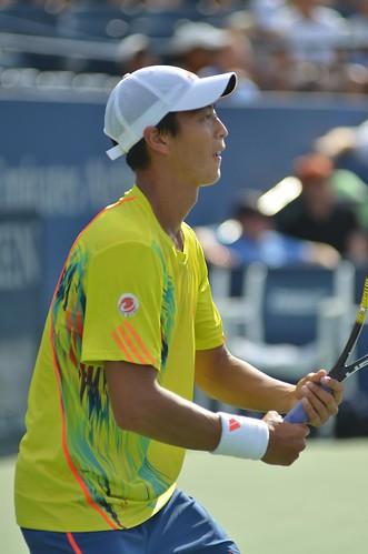 Yen-Hsun Lu - US Tennis Open 2012 1st Round 384