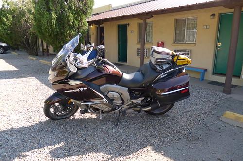 BMW K 1600 GTL Santa Fe