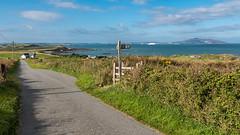 House with a view (Maria-H) Tags: llanfaethlu wales unitedkingdom gb sea view hoyhead panasonic gh4 dmcgh4 1235