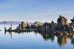 Tufa Morning (fate atc) Tags: california usa pinkfloyd monolake tufa thegreatbasin alkalinelake endorheicbasin