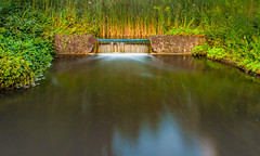 Mini waterfall 1 (mistermo) Tags: westpark ndfilter sommer evening night canoneos50d canon longexposure