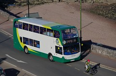 Don't Tempt Me...... (Better Living Through Chemistry37) Tags: route22 stagecoach stagecoachdevon stagecoachsouthwest devon 15865 wa62anx scania scanian230ud n230ud alexanderdennis adl enviro enviro400 hop22 torquayseafront