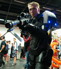 Gamescom 2016 Cosplay