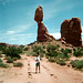 Balanced Rock, Arches National Park, 1996