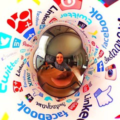 Social media is an incredible tool for creatives to get noticed. Think about how many social networks you're currently active on- what if you added one more? Each new network opens up a whole new audience to your work, who mightn't have seen it otherwise. (LIFEin360) Tags: lifein360 theta360 tinyplanet theta livingplanetapp tinyplanetbuff 360camera littleplanet stereographic rollworld tinyplanets tinyplanetspro photosphere 360panorama rollworldapp panorama360 ricohtheta360 smallplanet spherical thetas 360cam ricohthetas ricohtheta virtualreality 360photography tinyplanetfx 360photo 360video 360