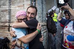 Clown&Clown Festival - Monte San Giusto (Clown&Clown Festival) Tags: 2015 abbracci clown clownclown festival montesangiusto marche cittàdelsorriso mabòband