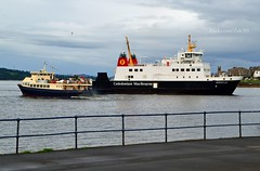(Zak355) Tags: rothesay isleofbute bute scotland scottish ferries mvclydeclipper mvargyle calmac riverclyde shipping