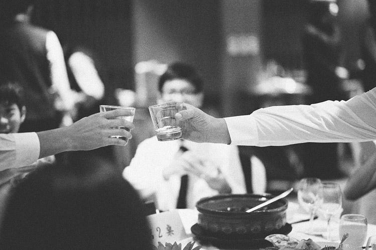 婚禮攝影-酒杯