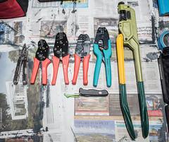 Tools (--Kei--) Tags: tools crimper leatherman victorinox