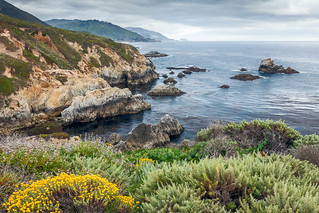 South from Soberanes