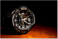 Time Passes (Sigpho) Tags: sigpho nikon watch gshock