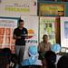 Evento de entrega de equipamiento y certificados a participantes