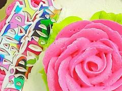 Tiny Happy Birthday Cake (DigitalLUX) Tags: sweet cake macro detail macromondays