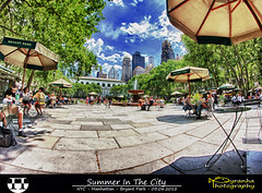 Summer In The City (Pyranha Photography | 1250k views - THX) Tags: park new york city nyc summer usa america canon photography eos austria yahoo sterreich google high flickr dynamic manhattan united images krnten carinthia fisheye pi ren getty plus states bryant 8mm range walimex hdr gettyimages facebook the linkedin in pyranha twitter 60d pirker mygearandme pyranhaphotography