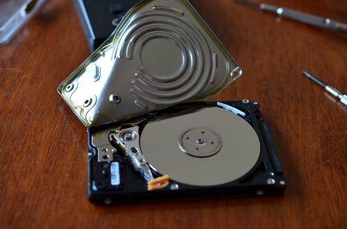 HDD - inside