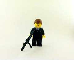 OMC Hit Man (bugboy3000) Tags: lego brickarms brickwarrior brickarmycom brickwarriors