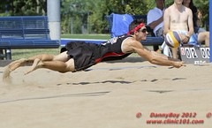 The Flying Defender. (Danny VB) Tags: park summer canada beach sports sport ball sand shot quebec boulogne action plateau montreal ballon dive sable competition playa player beachvolleyball tournament wilson volleyball athletes kc players milton myfavorite vole athlete circuit dig plage parc volley 514 bois volleybal ete boisdeboulogne excellence volei mikasa voley pallavolo joueur voleyball sportif voleibol sportive joueuse bdb tournois voleiboll volleybol volleyboll voleybol lentopallo siatkowka vollei cqe voleyboll palavolo montreal514 cqj volleibol volleiboll