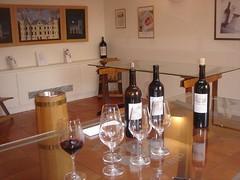 Pichon Baron Private Tasting Room