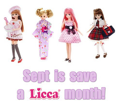 Save a Licca!