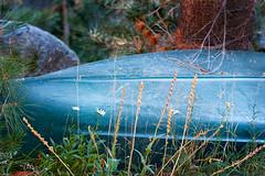 Abandoned Canoe (Sierra Springs Photography) Tags: lake tahoe sierraspringsphotography karenschmautz