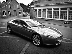 Taken with iPhone 4S ! (Octane102) Tags: street cars apple car canon de moulin eos is phone martin teddy 4 spot muse exotic 600 7d l usm pas rare supercar f4 luxe aston calais nord cassel 59 4s flandres iphone 24105 351 rapide legris spotter flandre 477 600nm 477ch 477hp 351kw
