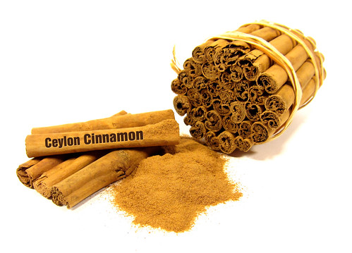 cinnamon sticks by CINNAMON VOGUE, on Flickr
