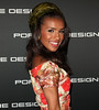 Melody Thornton Porsche Design's 40th Anniversary Event held at a private residence Los Angeles, California