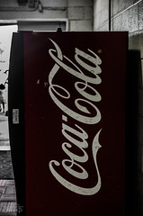 The Original (misterminhaz) Tags: nikon cola machine objects coke vendingmachines soda cocacola tamron f28 softdrinks 1750mm d5100